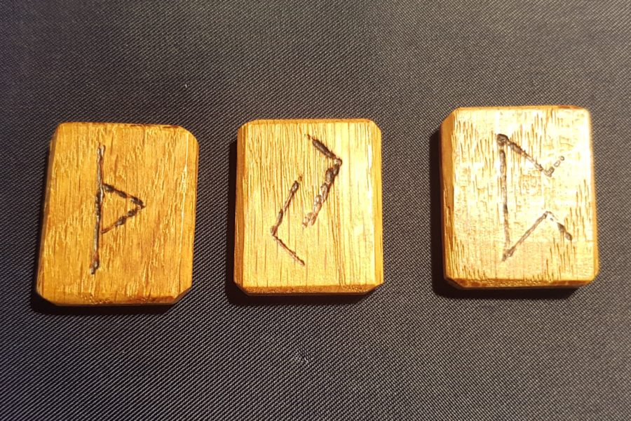 Weekly Oracle Rune Reading – Sept 10 to 16, 2018